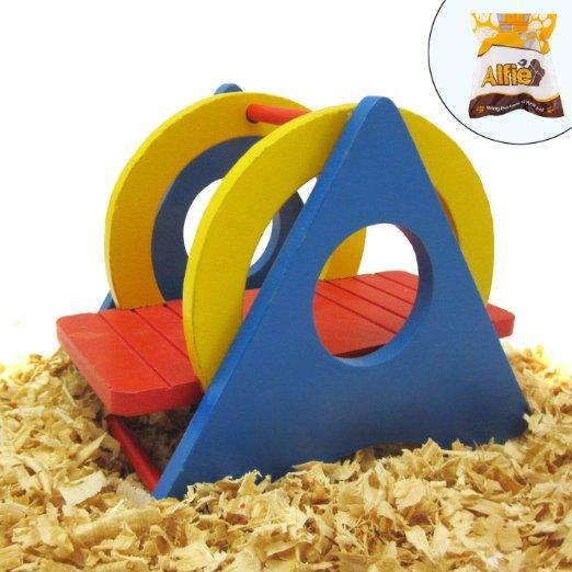 dwarf hamster playground
