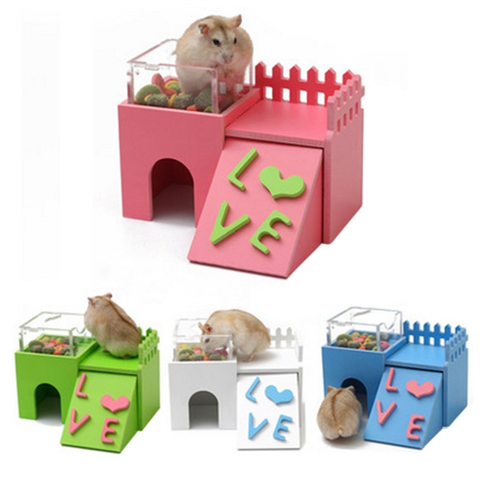 The Best Dwarf Hamster Toys & Playground Chews